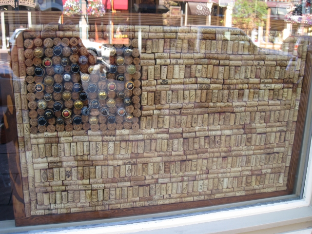 1000 images about creative things to do with wine corks