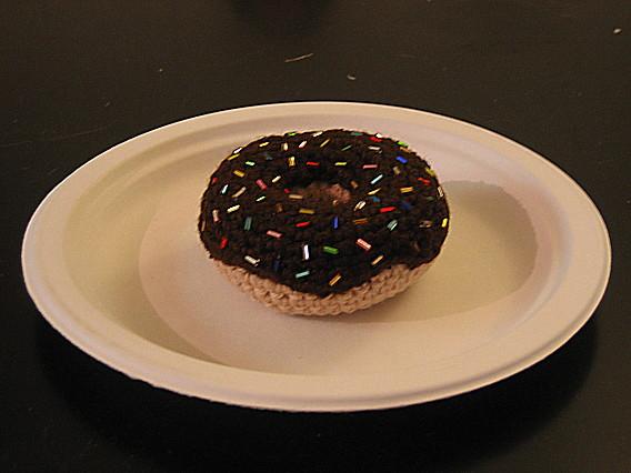Yarn Donut